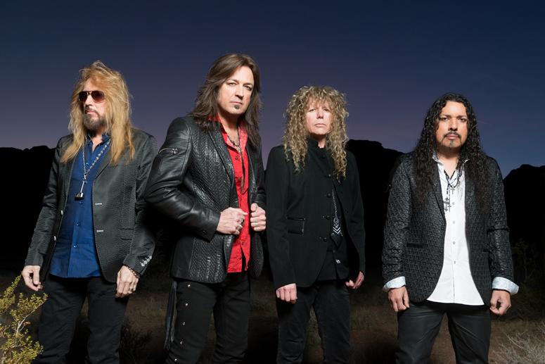 WWW STRYPER COM - The Official Web Site